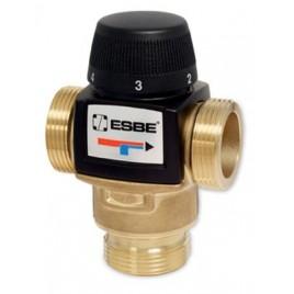 """ESBE VTA 572 / 20-43°C směšovací ventil, G 1"""", DN: 20, KVS: 4,5 m3/hod 31700200"""