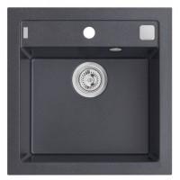 ALVEUS Formic 20 kuchyňský dřez, černá 4402091
