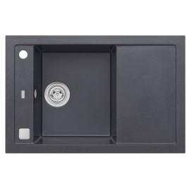 ALVEUS Formic 30 kuchyňský dřez, černá 403091