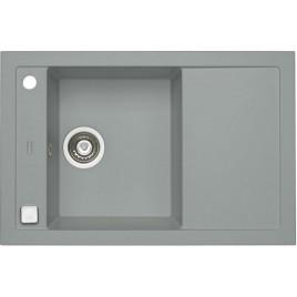 ALVEUS Formic 30 kuchyňský dřez granitový, 760 x 500 mm, beton 4403081