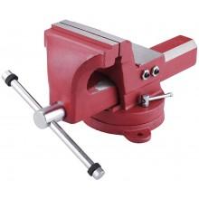 FORTUM svěrák otočný s kovadlinou, 125mm, SG Iron 4752623