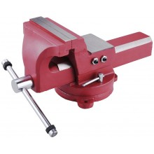 FORTUM svěrák otočný s kovadlinou, 150mm, SG Iron 4752624