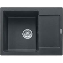 Franke Maris MRG 611-62, 620x500 mm, fragranitový dřez, grafit 114.0284.756