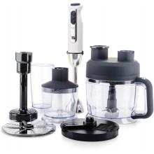 G21 Set mixér VitalStick Pro 1000 W s Food Processorem, White 600863