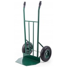 G21 Rudl Profi, 280 kg, nafukovací kola, zelený 6390868