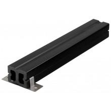 G21 Podkladový hranol prken 4*3*300cm mat. WPC black 63909977