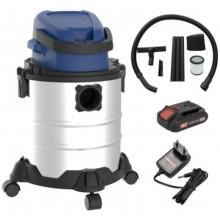 GÜDE NTS 18-201-05 Akumulátorový vysavač na suché a mokré nečistoty 58582