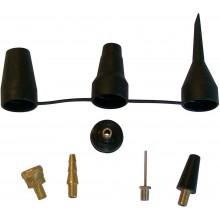 GÜDE pneumatické adaptéry, 8-dílná sada 84098