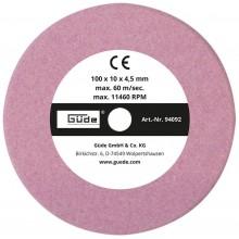GÜDE Brusný kotouč k ostřičce řetězů GS 650 100 x 10 x 4,5 mm 94092