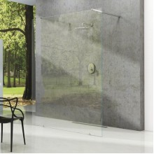 RAVAK Walk-In Wall 100x200cm, bright alu / transparent GW9WA0C00Z1