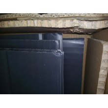 VÝPRODEJ G21 Zahradní domek PAH 458 - 241 x 190 cm, plastový, šedý 6390038 POŠKOZEN,POUŽIT!!