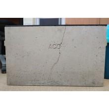 VÝPRODEJ ACO EuroSelf 0,5 m vpust včetně kalového koše s plastovým roštem 416327 POŠKOZENO