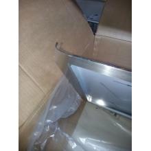 VÝPRODEJ Franke Planar PPX 211/611 /2 TL, 1000x512 mm, nerezový dřez pravý + sifon 127.0203.464 OHLÉ ROHY