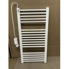 VÝPRODEJ Korado KORALUX LINEAR Classic Koupelnový radiátor elektrický KLCE 900.450 White RAL9016 POUŽITÝ!!!