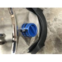 VÝPRODEJ SCHEPPACH ASP 30 PLUS průmyslový vysavač na suché/mokré vysávání 30 l s mechanickým oklepem filtru 5907716903 POŠKOZENÉ, FUNKČNÍ!!!