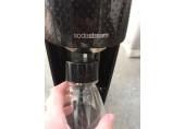 VÝPRODEJ SODASTREAM Spirit Black výrobník perlivé vody, černá 42002413 BEZ ORIG. OBALU!!!