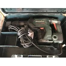 VÝPRODEJ Metabo 600765500 KHEV 5-40 BL Kombinované kladivo SDS-max 1150W, kufr PO SERVISU!!