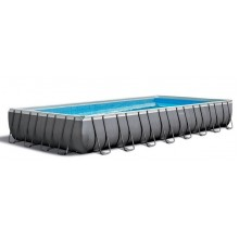 INTEX Ultra Rectangular Frame Pool Set 975x488x132 cm, 26374NP