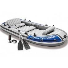 INTEX Excursion 5 Set Nafukovací člun 366 x 168 x 43 cm 68325