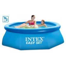 INTEX Bazén Easy Set Pool 244 cm x 76 cm, s kartušovou filtrací 28112GN
