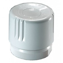 IVAR - Ruční hlavice bílá-plast TM 3051, 501534