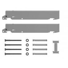 Kermi sada rychlomontážních konzolí pro typ 11- 33, výška 600 mm ZB02660004