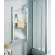 Kermi B20-R koupelnový radiátor 1174 x 740 mm, zaoblený, bílá LR0101200752XXK