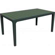 KETER HARMONY stůl 160 x 90 x 74cm, antracit/hnědo-šedá 17201231