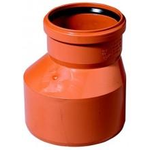 Osma KGR kanalizační redukce 125/110mm, 25340