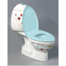 SAPHO KID dětské WC kombi, spodní odpad CK301.400.0F