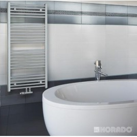 KORALUX LINEAR Exclusive - M koupelnový radiátor KLXM 1820.750 chrom KLX18200750M27