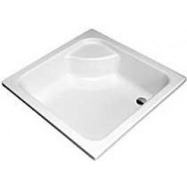 KOLO Hluboká čtvercová sprchová vanička 90 x 90 cm XBK0390000