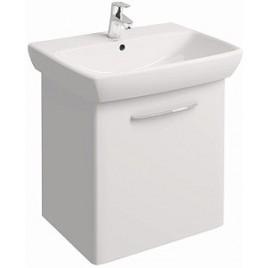 KOLO Nova Pro set umyvadlo nábytkové 65 cm se spodní skříňkou, lesklá bílá M39025000