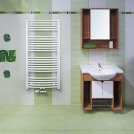 KORADO KORALUX RONDO Comfort Koupelnový radiátor KRTM 1820.600 white RAL 9016