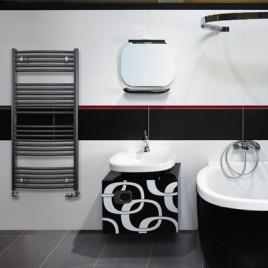 KORADO KORALUX RONDO Comfort Koupelnový radiátor KRT 1500.750 KRT15000750-10
