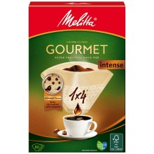 Melitta Kávové filtry Gourmet Intense 1x4/80ks