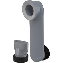 ALCAPLAST Koleno odpadu 90/110 Slim MS906