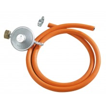 MEVA Hadice 1,5m s regulátorem tlaku 30mbar, NP01007