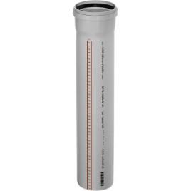 OSMA HTEM trubka s hrdlem DN 50 x 150 mm