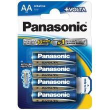 PANASONIC LR6 4BP AA Evolta alk Baterie 35049252