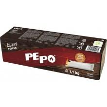 PE-PO čistící poleno 1,1 kg 2061017