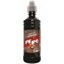 PE-PO tekutý podpalovač 500 ml