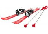 PLASTKON Lyže Baby Ski 70 cm 2012 červená 41107760