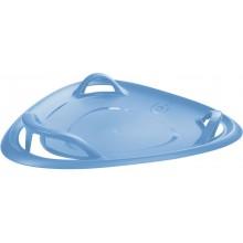 PLASTKON Sáňkovací talíř Meteor 60 modrá