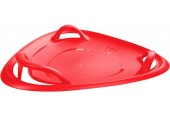 PLASTKON Sáňkovací talíř Meteor 70 červená
