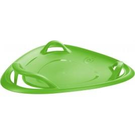 PLASTKON Sáňkovací talíř Meteor 60 zelená