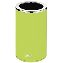 NIMCO PURE pohárek na kartáčky žluto-zelený, PU7058-75