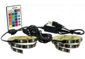 RETLUX RLS 102 USB LED pásek 30LED RGB 50004563
