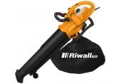 Riwall PRO REBV 3000 - vysavač/foukač s elektrickým motorem 3000 W EB42A1401009B