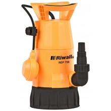Riwall PRO REP 750 - univerzální ponorné kalové čerpadlo 750 W EP26A2001073B
